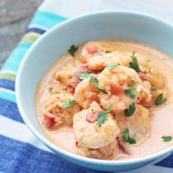 shrimp moqueqa