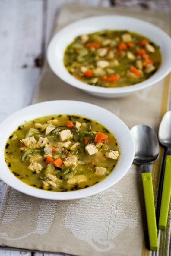 10 best leftover turkey soup recipes