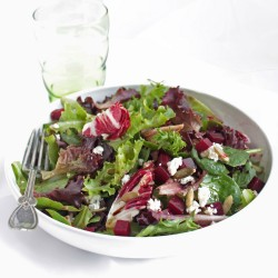 Detox Salad w/ Roasted Beets & Pumpkin Seeds
