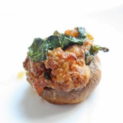 a low carb appetizer recipe from Mellissa Sevigny of I Breathe Im Hungry