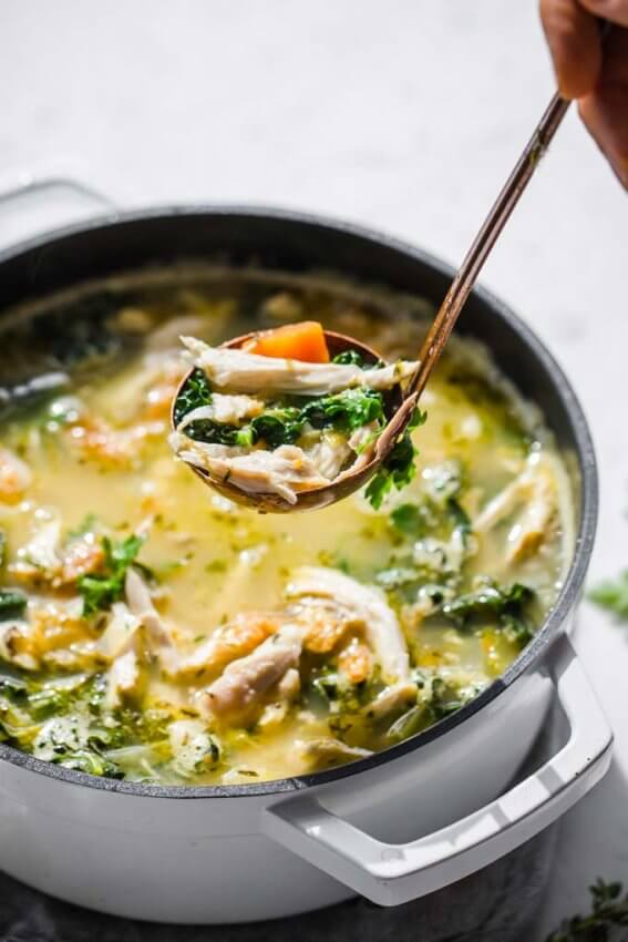 10 best Keto Soup using leftover turkey