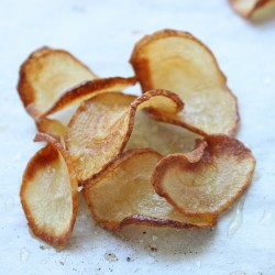 low carb recipe for parsnip chips