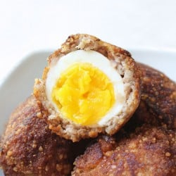 Scotch Eggs – Low Carb and Gluten Free
