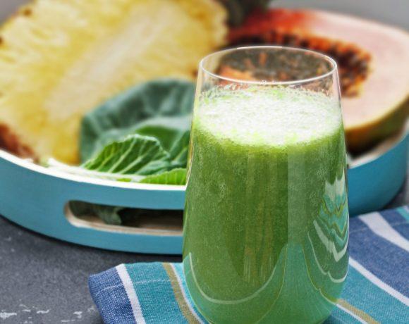 IBIH Low Carb Green Smoothie – Dairy Free