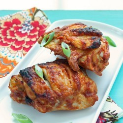 Tandoori Style Chicken Thighs – Low Carb and Gluten Free