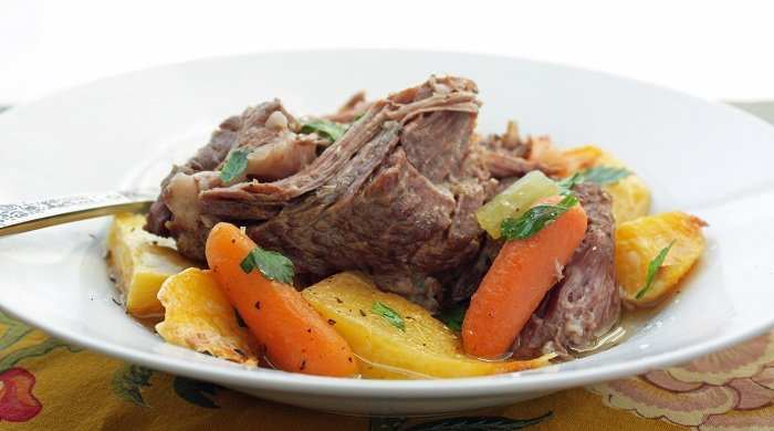 Easy Paleo Pot Roast (Whole 30 Compliant) | I Breathe I'm Hungry