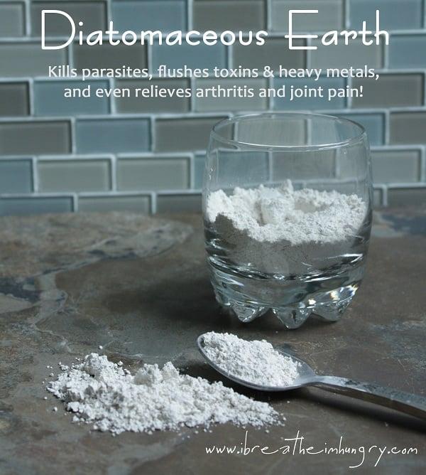 diatomaceous earth benefits
