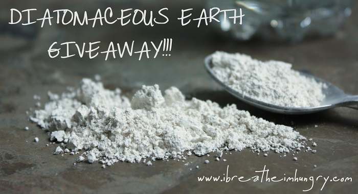 diatomaceous earth giveaway