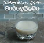 Foodless Fridays – Diatomaceous Earth (DE) Giveaway!