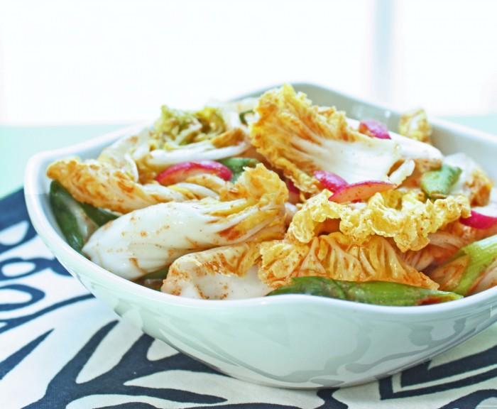 kimchee salad 3