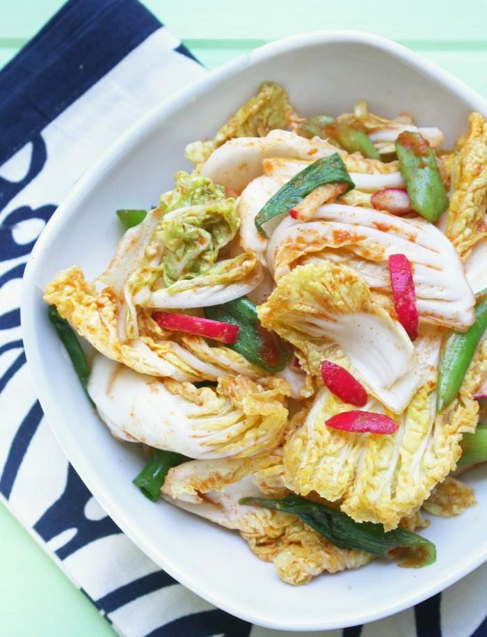 kimchee salad 2