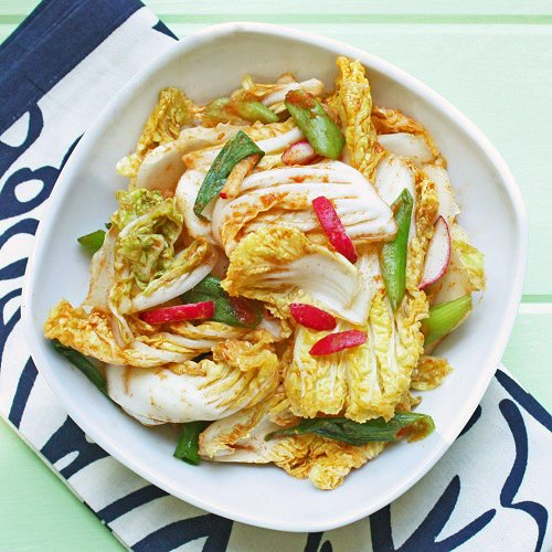 low carb kimchi