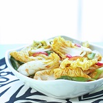 Low Carb Korean Kimchi Salad