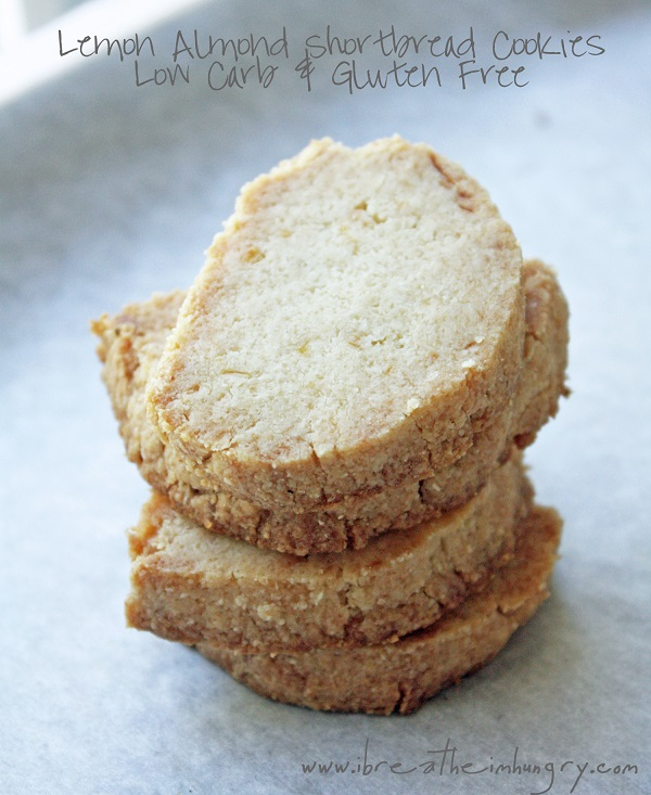 Low Carb Recipe for Shortbread