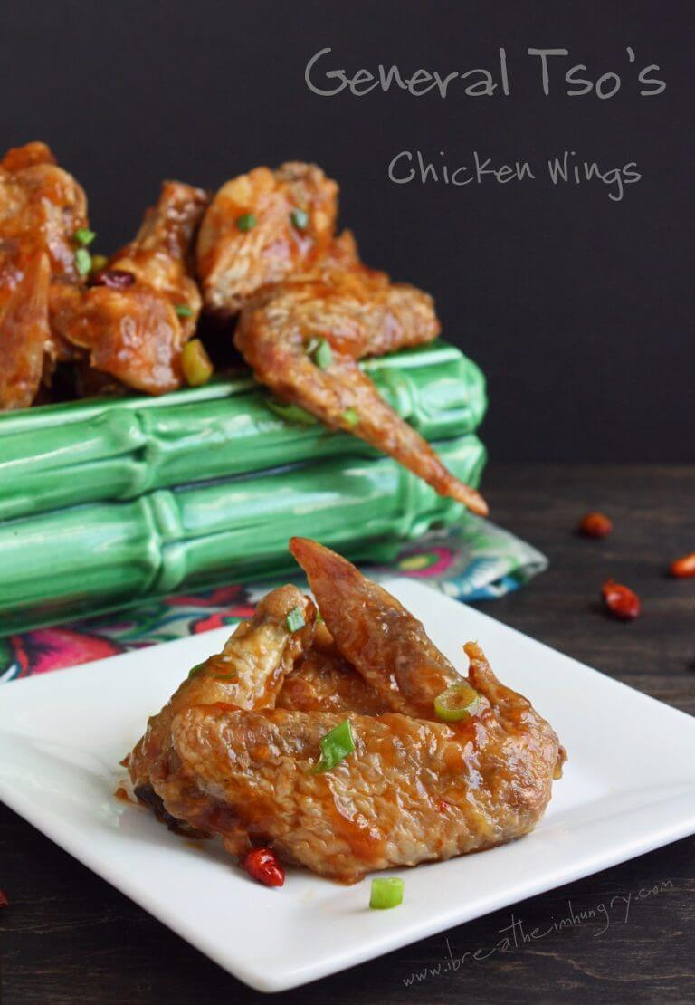 Low Carb BaconWrapped Asian Chicken Wings  I Breathe Im
