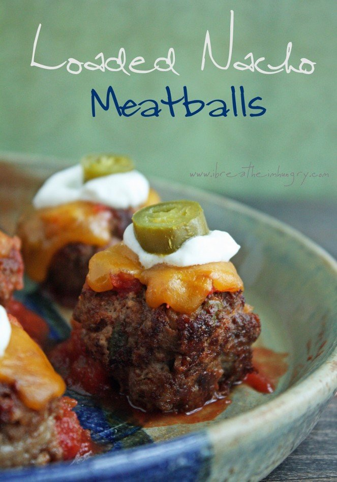 loaded nachos meatballs low carb and gluten free 2