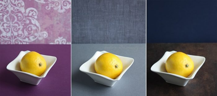 food photography props tutorial part 2