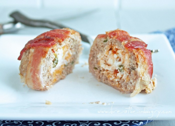 jalapeno popper meatballs low carb and gluten free