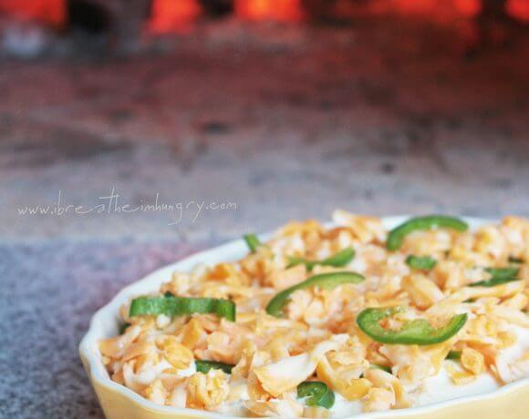 Jalapeno Popper Cauliflower Casserole (Low Carb and Gluten Free)