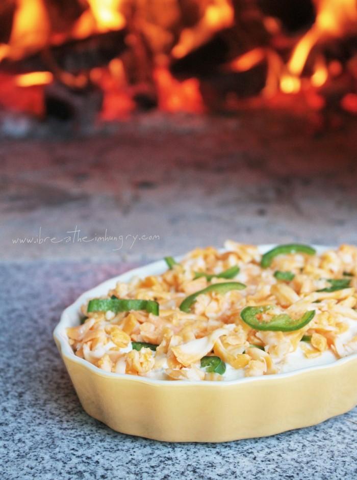 jalapeno popper cauliflower casserole low carb and gluten free