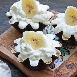 low carb banana mug cake recipe
