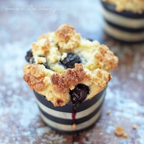 low carb and gluten free blueberry muffin recipe