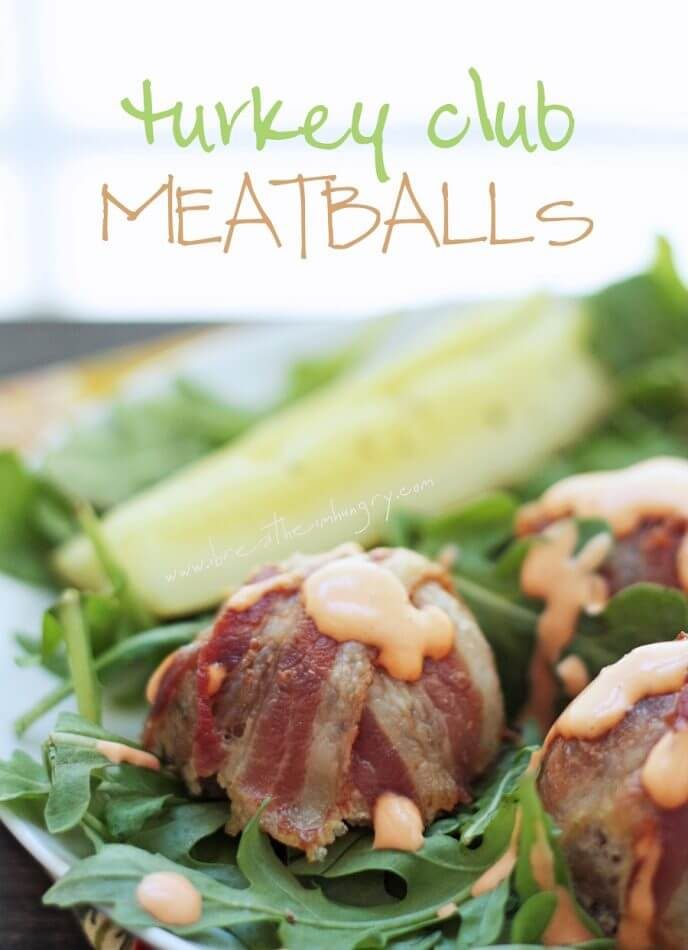 low carb and gluten free meatball recipe from mellissa sevigny