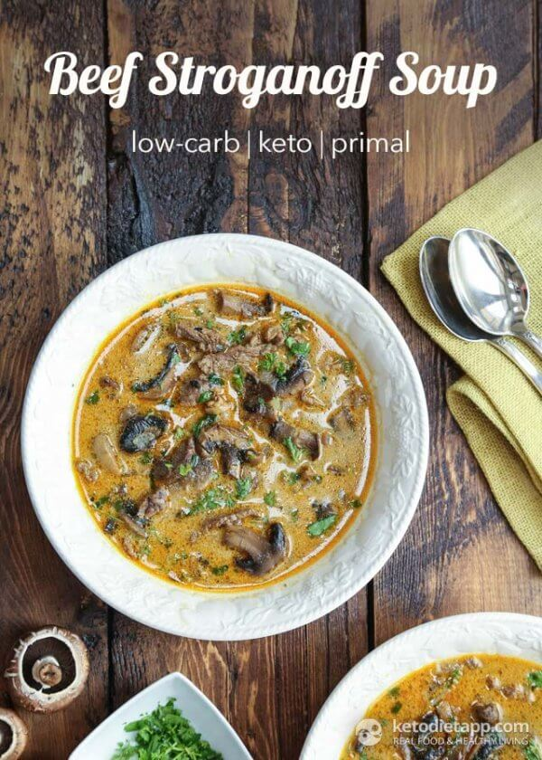 105 best low carb soup recipes keto