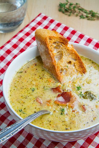 best carb soup recipes fall