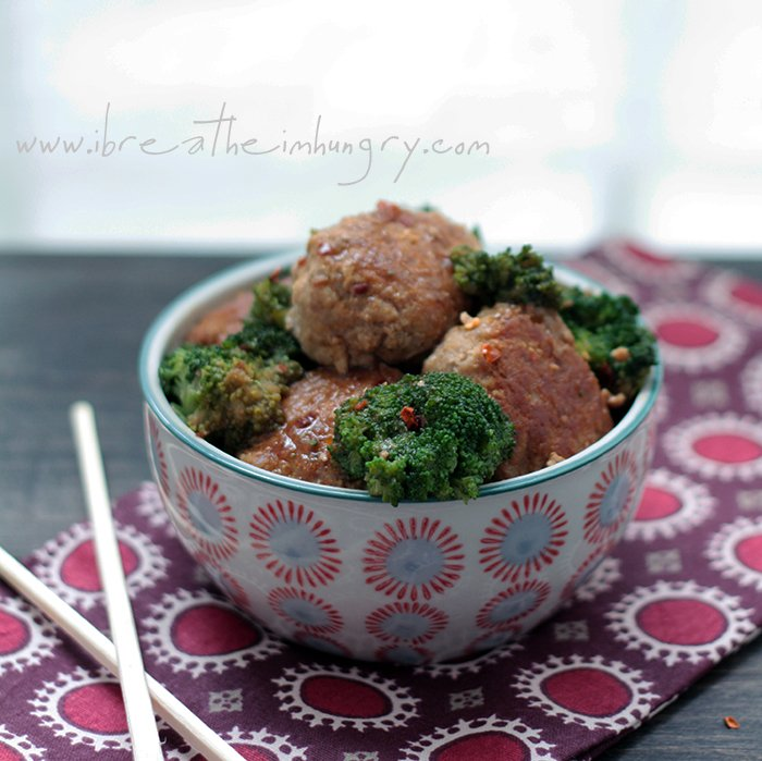 Chicken and Broccoli Meatball Recipe – Low Carb and Gluten Free