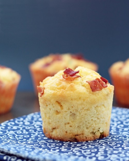 low carb and gluten free corn muffins paleo recipe