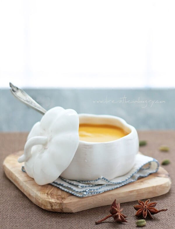 low carb recipe for pumpkin soup from mellissa sevigny