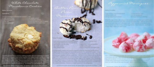 low carb cookie recipes from Mellissa Sevigny of I Breathe I'm Hungry