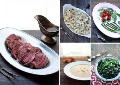 dinner party recipes from I Breathe Im Hungry