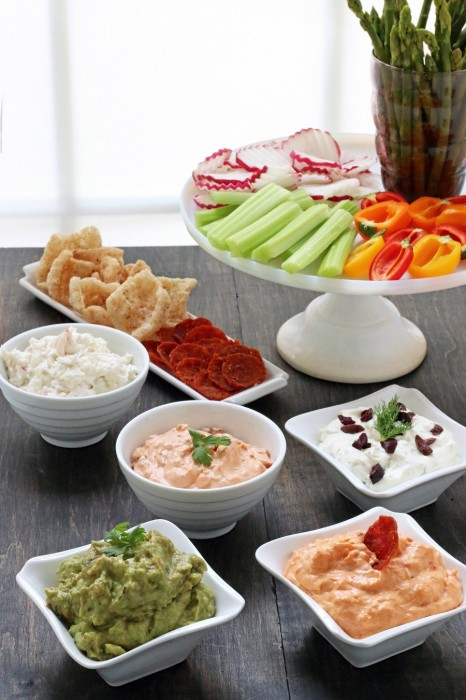 5 low carb and gluten free dip recipes from mellissa sevigny