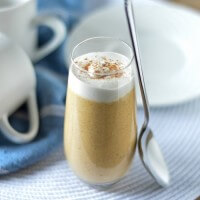 Pumpkin Pudding Recipe for Ibreatheimhungry.com
