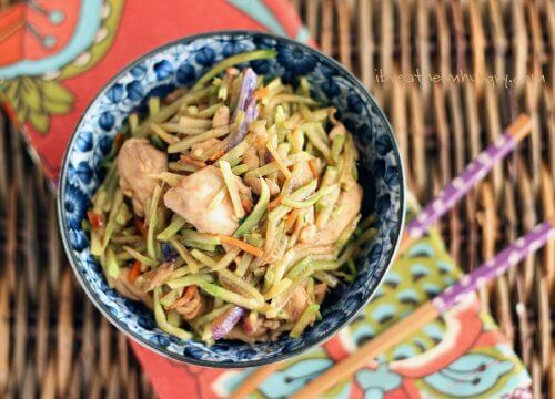 Keto Friendly Chicken Stir Fry Recipe From Mellissa Sevigny