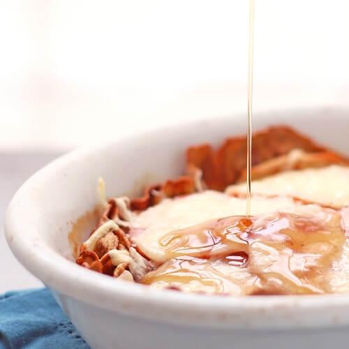 low carb breakfast recipe from mellissa sevigny