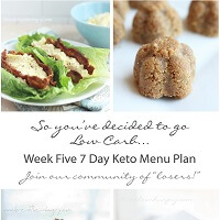 Lose weight fast with my keto menu plans