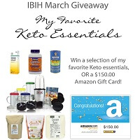 keto essentials giveaway