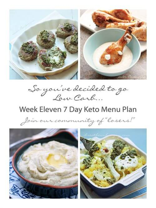 A weekly menu plan from I Breathe Im Hungry that is keto, atkins, and low carb friendly