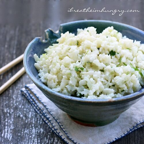 A low carb side dish recipe from I Breathe Im Hungry