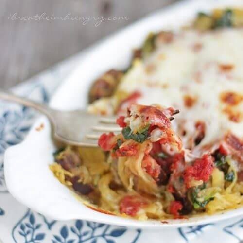 Low Carb Casserole from I Breathe Im Hungry
