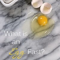What is an Egg Fast?
