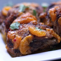 A low carb recipe for mandarin chicken from Mellissa Sevigny of I Breathe Im Hungry