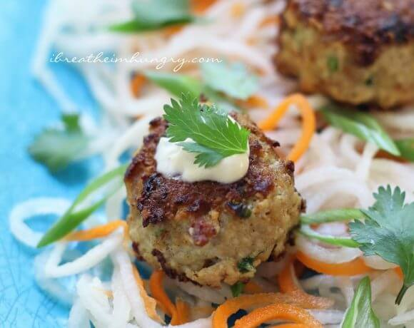 Vietnamese Banh Mi Meatballs – Low Carb Recipe