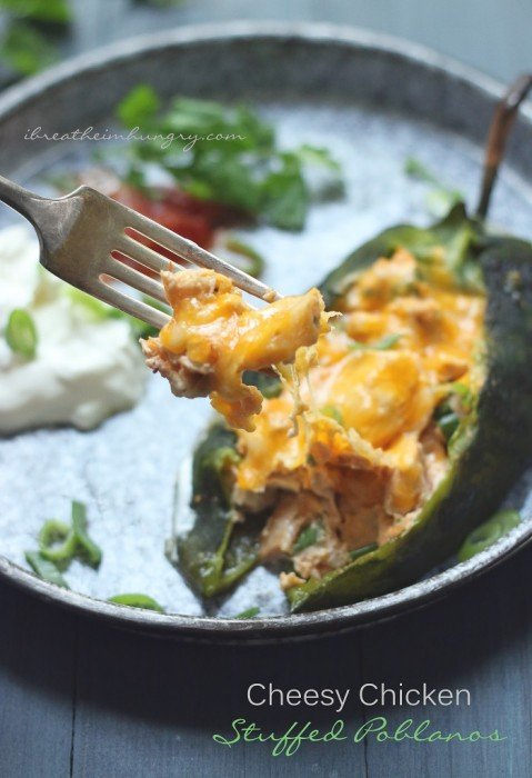 An Atkins friendly low carb recipe from Mellissa Sevigny of I Breathe Im Hungry