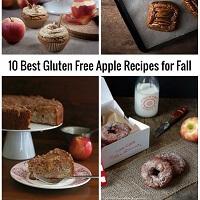 gluten free apple recipe roundup from I Breathe Im Hungry