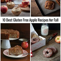 gluten free apple recipe roundup from I Breathe Im Hungry