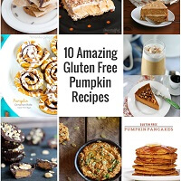 10 Amazing Gluten Free Pumpkin Recipes